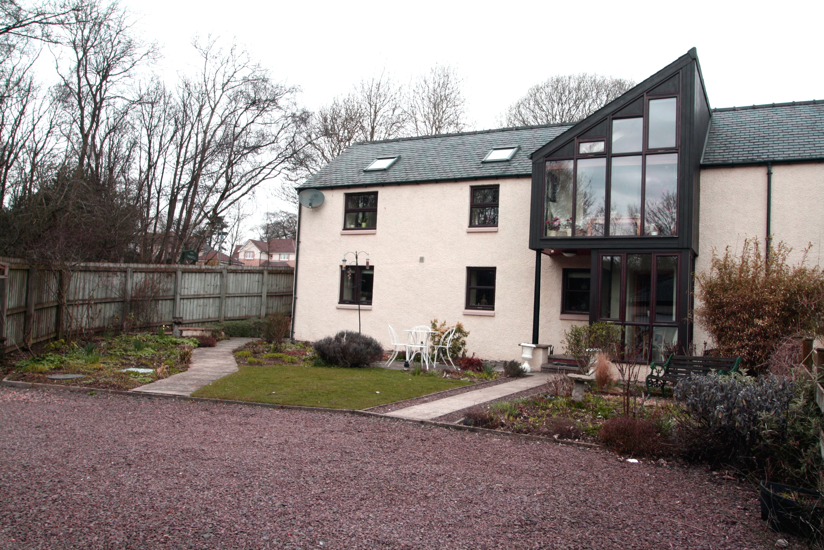 1 The Stables, Panmurefield Den, Broughty Ferry, Dundee, DD5 3RW