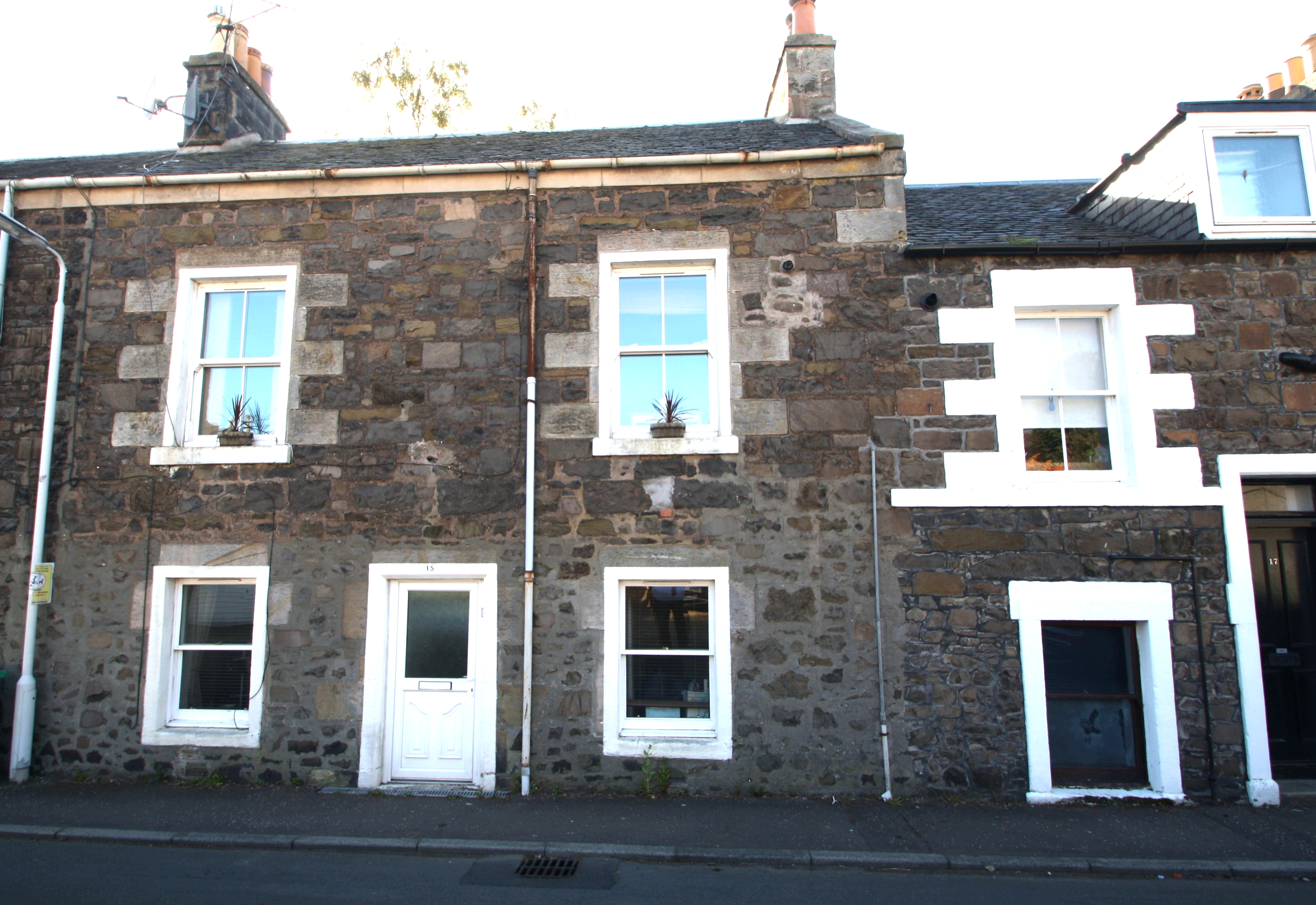 Upper Flat, 15 Union Street, Newport on Tay