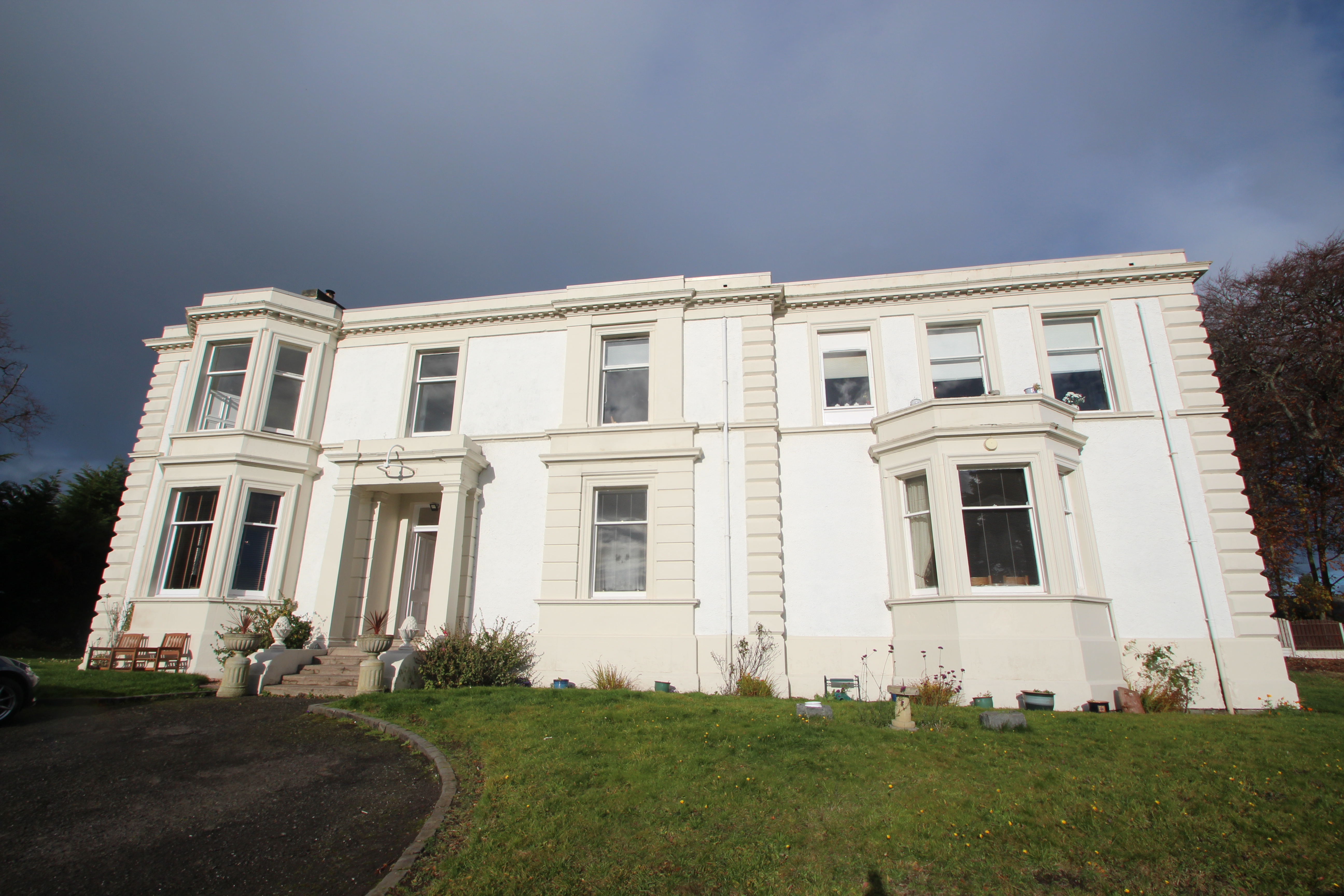 Flat 2 Grange House, 12 Grange Lane, Monifieth, Angus, DD5 4NB
